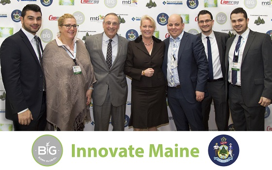 State of Maine - Born Global VIP Breakfast Reception